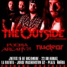 15 de Diciembre: The Outside en vivo