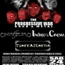 24 de Marzo: Progressive War - Rock & Metal