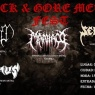 13 de Julio: Rock & Gore Metal Fest