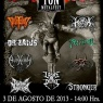 3 de Agosto: The Cheloton Metal Fest