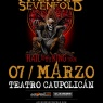 7 de Marzo: Avenged Sevenfold en Chile