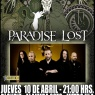 10 de Abril: Paradise Lost en Chile