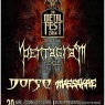 Previa Oficial de The Metal Fest 2014 - Pentagram Chile, Dorso y Massakre