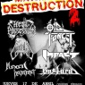 17 de Abril: Mayhemic Destruction II en Santiago