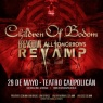 29 de Mayo: Reaction Fest - Children of Bodom y ReVamp en Chile