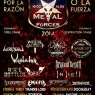 14 de Junio: Festival Chile Metal Forces en Valparaíso