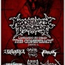"18 de Julio: Lanzamiento del Demo ""The Conspiracy"" de Apocalyptic Domination en Santiago"