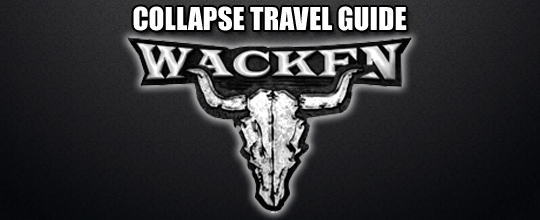 COLLAPSE TRAVEL GUIDE: Wacken Open Air