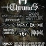 26 de Julio: Chronos, Battlerage e invitados en Valparaíso - Steel Fest