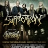5 de Diciembre: Suffocation + Cryptopsy en Chile