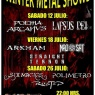 18 de Julio: Winter Metal Show