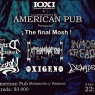 25 de Octubre: The Final Mosh en Calama