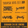 24 de Enero: Thrash Has Begun en Rancagua