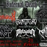 21 de Febrero: Infernal Death I en Curicó