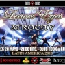 20 de Mayo: Atrocity y Leaves' Eyes en Chile