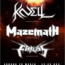 28 de Marzo: Hell On Earth III en Santiago