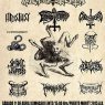11 de Abril: In League With Satan Fest en Puerto Montt