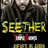 16 de Abril: Seether en Chile - Se traslada al Club Chocolate