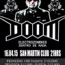 16 de Abril: Doom en Chile