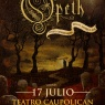 17 de Julio: Opeth en Chile