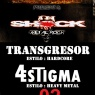 2 de Abril: In Shock, 4Estigma y Transgresor en Coquimbo