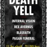 11 de Abril: Death Yell en Rancagua