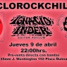 09 de Abril: Ciclo Rock Chileno